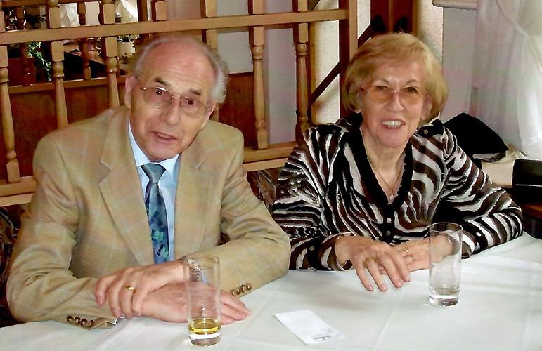 Helmut und Marie-Luise Pfeiffer